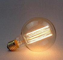 "Ретро лампа ""Шар"" G95 40W"