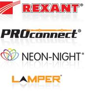 Продукция Rexant и PROconnect