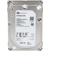 """Seagate ST6000VX0003 Жесткий диск для систем наблюдения 6 ТБ, 3,5"""""""
