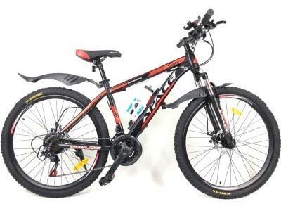 Велосипед Space P26 201 26 2020 17 оранжевый-черный