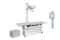 Цифровой рентген DM-5125 с оцифровщиком в комплекте