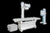 Цифровой рентген DM-5125 с прямым детектором в комплекте