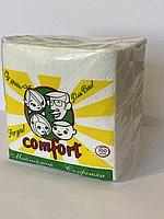 Салфетки бумажные Комфорт 100 штук