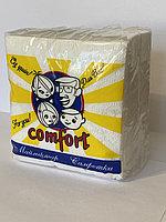 Бумажные салфетки Комфорт 80 штук