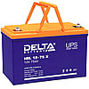 Аккумулятор Delta HRL 12-75 X (12В, 75Ач)