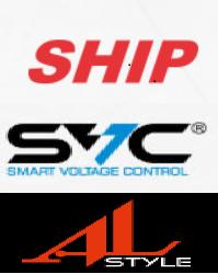 SVC, SHIP, Andeli, Delux, разное