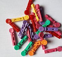 Ланцеты microlet №25 (иглы для прокола)