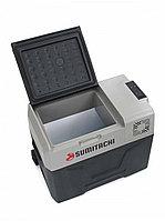 Холодильник автомобильный компрессорный SUMITACHI CX40, обьём 40 литров, питание 12В/24В и 100-240В