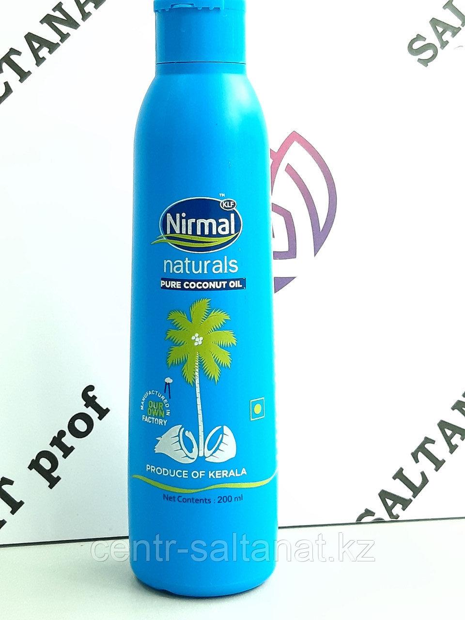 Масло кокосовое для ухода за кожей лица и волосами 200 мл