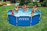 INTEX Каркасный бассейн 305х76 см, без фильтр-насоса 28200, фото 4