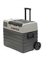 Холодильник автомобильный компрессорный SUMITACHI NX42, объём 42 литра, питание 12В/24В и 100-240В
