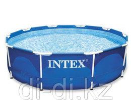 INTEX Каркасный бассейн 305х76 см, без фильтр-насоса 28200