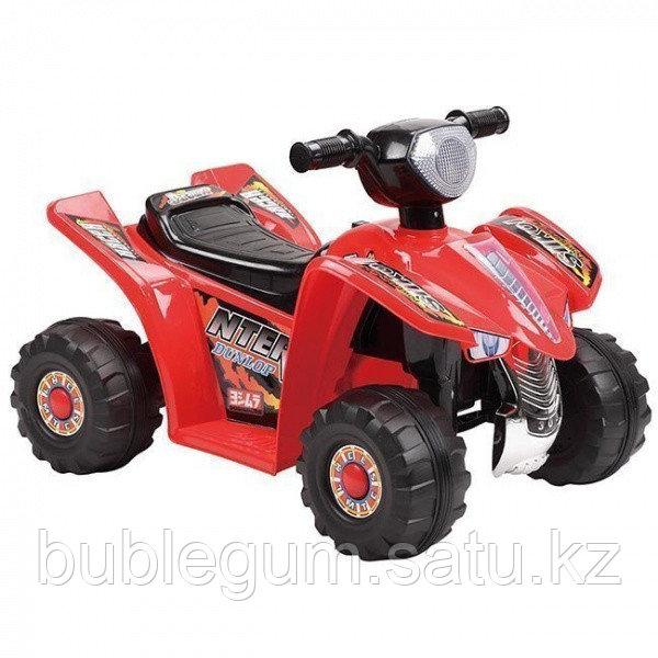 """Квадроцикл  """"BUGATI""""  аккумулятор 6V4,5AH, мотор 6V20W,"""