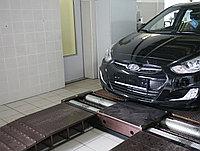 СТМ 3000М.01 малогабаритный тормозной стенд для легковых автомобилей
