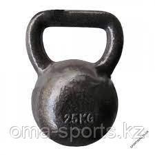 Гиря железная 25 кг