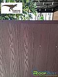 Заборная доска ДПК PREMIUM 3D UNIVERSAL CLASSIC глянцевая 130*11мм, фото 6