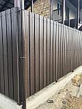 Заборная доска ДПК PREMIUM 3D UNIVERSAL CLASSIC глянцевая 130*11мм, фото 9