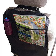 Чехол-накидка на спинку переднего сиденья авто День отца!, фото 3