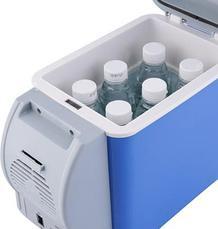 Автохолодильник от прикуривателя с функцией нагрева День отца!, фото 3