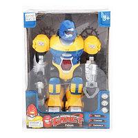 Робот Zhorya ZYC-0752-3 yellow