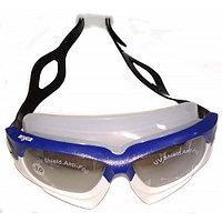 Очки для плавания Zez Sport -3,0 OPT921 blue