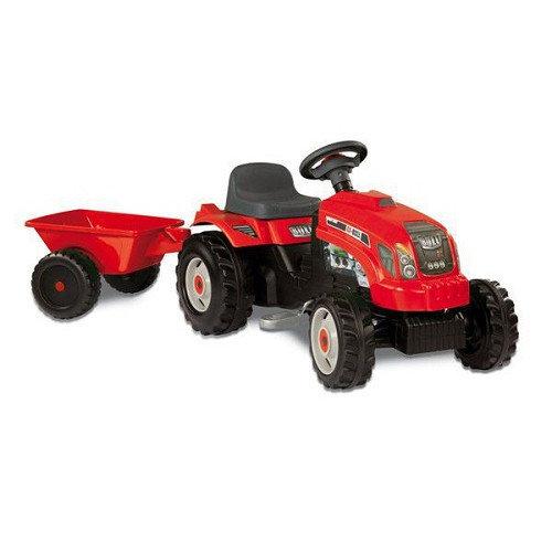 Трактор с прицепом Smoby 033045
