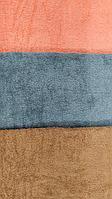 Полотенце банное про-во Туркменистан 70х140см 430гр цветное