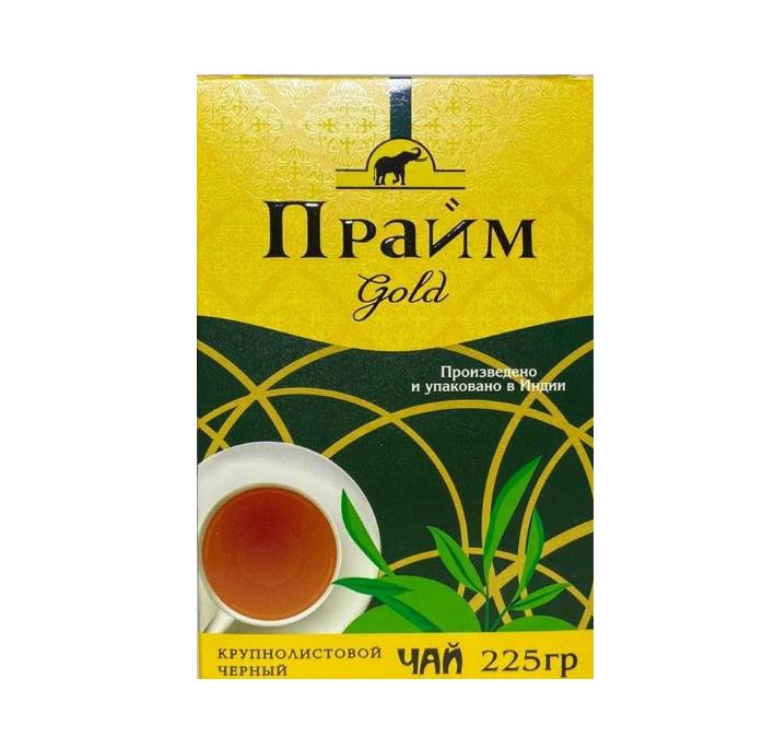 Прайм крупнолистовой черный чай Whole 225 гр