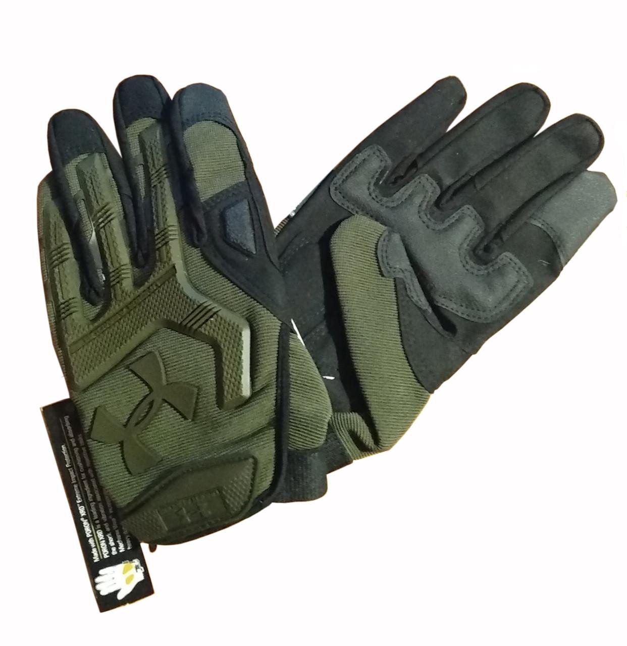 Перчатки тактические армейского образца нато (олива)