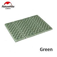 Каремат-сидушка складной зеленый Naturehike NH20PJ025