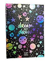 "wau 54566 ""Dream and Draw"" Скетчбук"