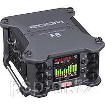 Рекордер Zoom F6 6-Input / 14-Track Multitrack Field Recorder