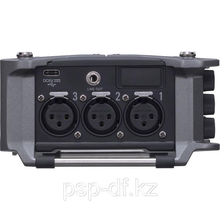 Рекордер Zoom F6 6-Input / 14-Track Multitrack Field Recorder - фото 3
