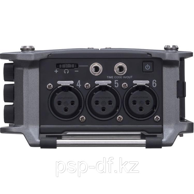 Рекордер Zoom F6 6-Input / 14-Track Multitrack Field Recorder - фото 4