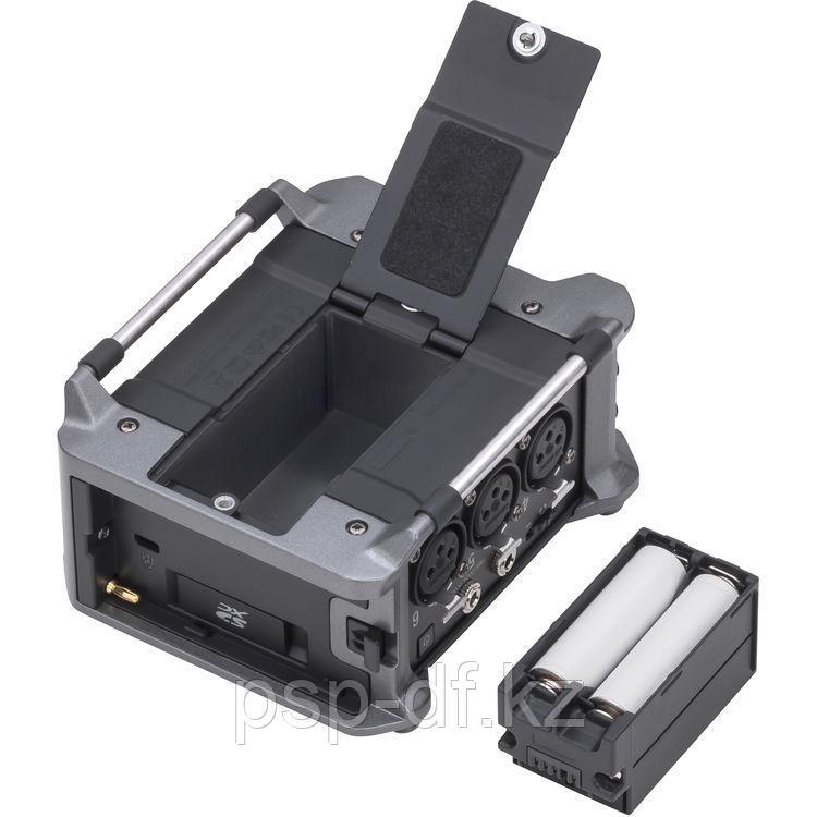 Рекордер Zoom F6 6-Input / 14-Track Multitrack Field Recorder - фото 6