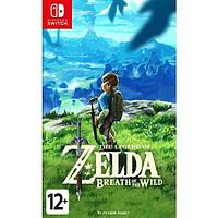 The Legend of Zelda Breath of the Wild NS