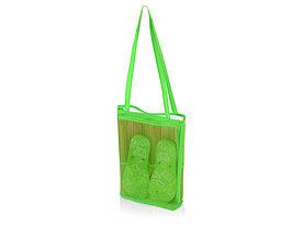 Пляжный набор Тропики, зеленый