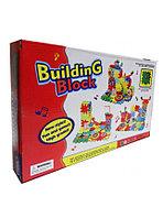 Конструктор Building Block 81 деталь с музыкой и светом