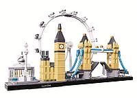 Конструктор Архитектура Лондон 468 деталей
