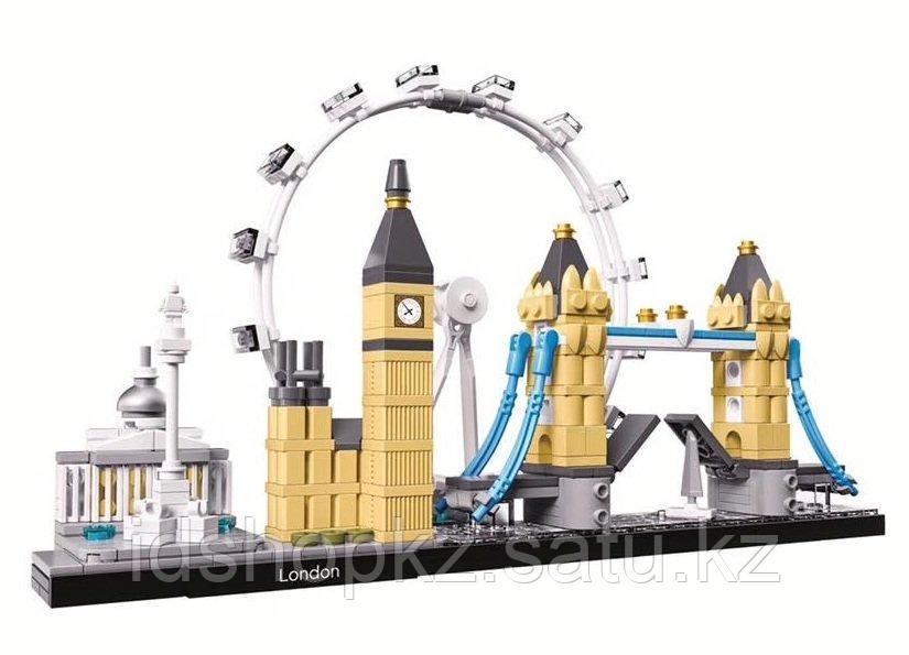 Конструктор Архитектура Лондон 468 деталей - фото 1