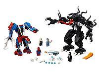 Конструктор Герои Человек-паук против Венома 678 деталей