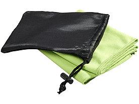 Охлаждающее полотенце Peter в сетчатом мешочке, лайм