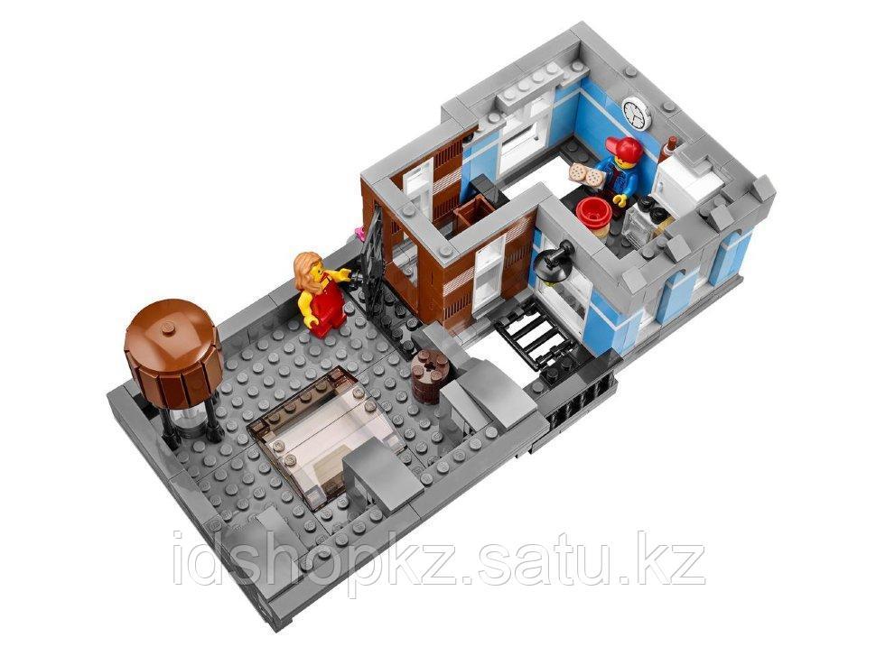 Конструктор Офис детектива 2262 деталей 2 - фото 4