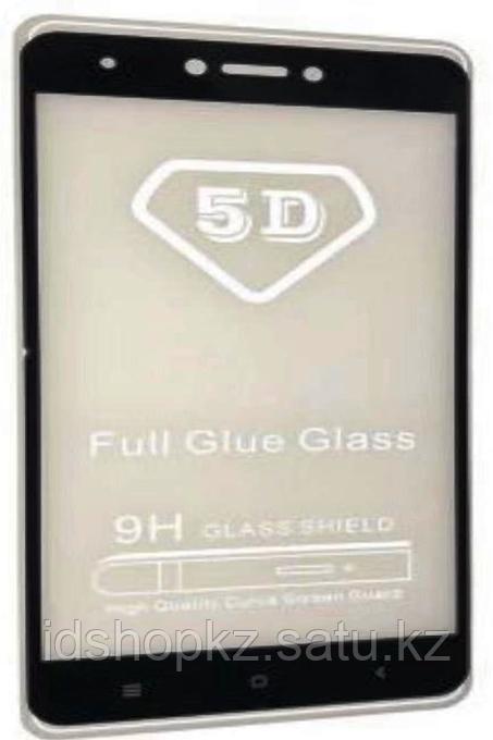Защитное стекло Full Glue для Huawei Honor 10, белый - фото 2