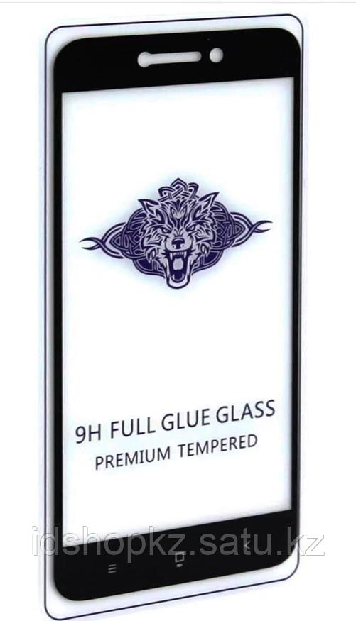 Защитное стекло Full Glue для Huawei Honor 10 Lite, белый - фото 1