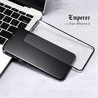 Защитное стекло Remax Emperor 9D для iPhone X