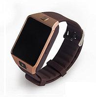 Часы Smart Watch DZ09 золото