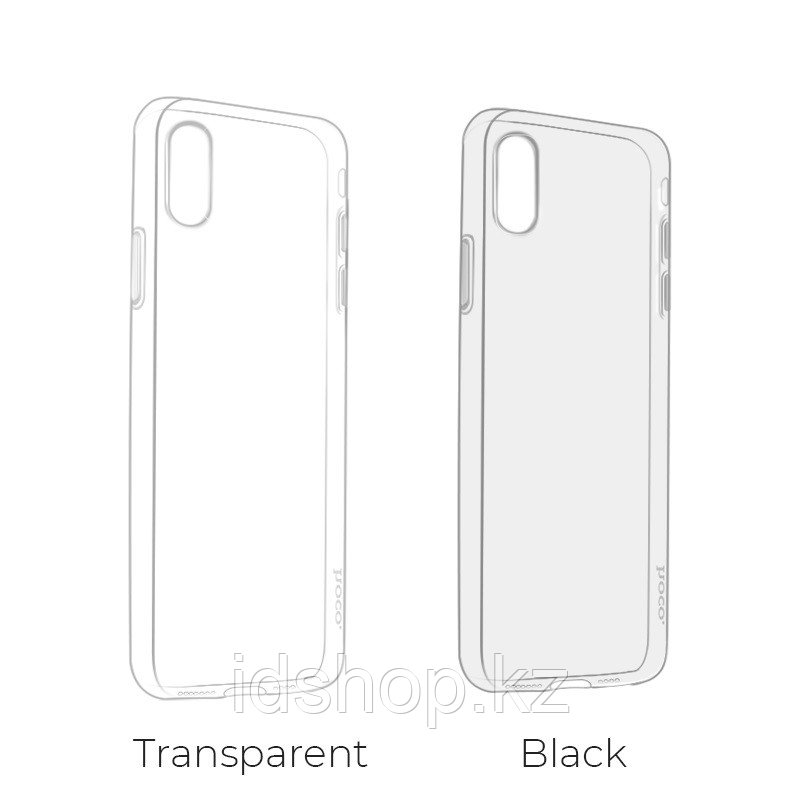 Чехол HOCO TPU Light Series для iPhone XR прозрачный, 0,8 мм - фото 8