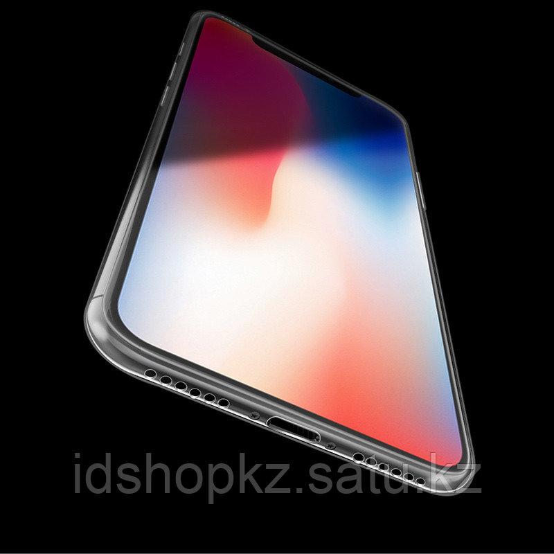 Чехол HOCO TPU Light Series для iPhone X прозрачный, 0,8 мм - фото 5
