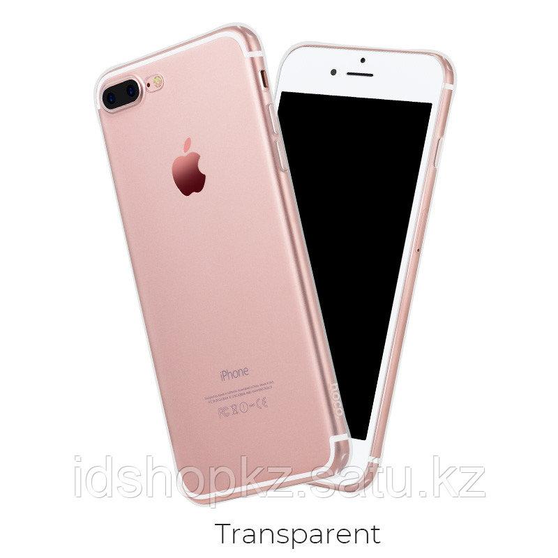 Чехол HOCO TPU Light Series для iPhone 7+ прозрачный, 0,7 мм - фото 1